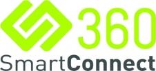 Logo de 360 SmartConnect qui sera présent au village start-up sur le salon construction days